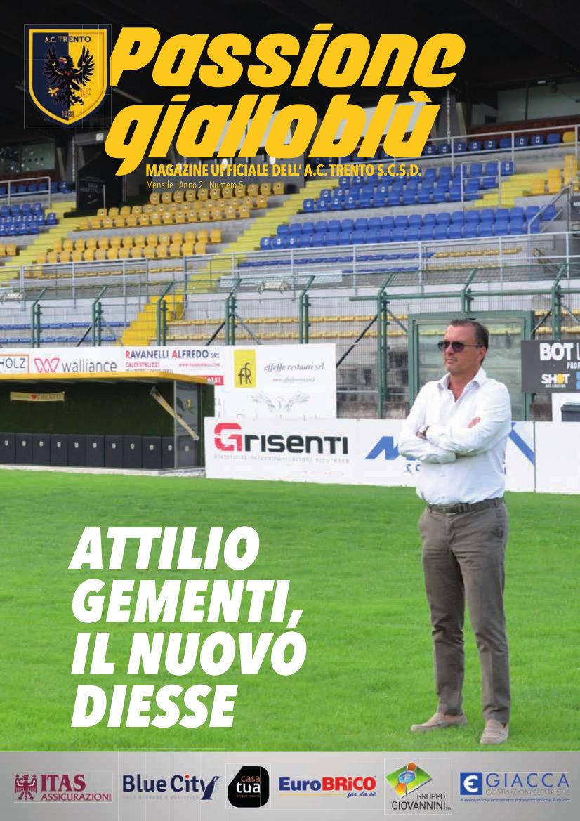 Magazine Passione Gialloblù - Numero 5 2019
